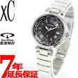シチズン クロスシー CITIZEN XC エコドライブ ソーラー 電波時計 レディース 腕時計 ペアウォッチ HAPPY FLIGHT ハッピーフライト EC1010-57F
