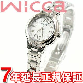 シチズン ウィッカ CITIZEN wicca ソーラー(エコドライブ) 電波時計 レディース 電波 腕時計 KL4...