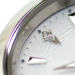 シチズンウィッカCITIZENwiccaソーラー(エコドライブ)電波時計レディース電波腕時計KL4-516-11