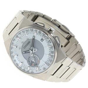 シチズンCITIZENエコドライブサテライトウエーブF100衛星電波時計腕時計メンズダイレクトフライトCC2001-57A