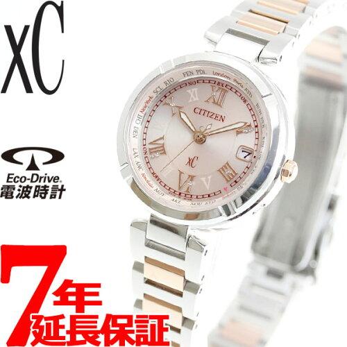 EC1114-51W シチズン クロスシー CITIZEN xC エコドライブ ソーラー 電波時計 腕時計 レディース ...