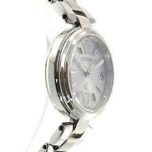 シチズンクロスシーCITIZENxCエコドライブソーラー電波時計腕時計レディースミニソルMINISOL北川景子ES8130-61A