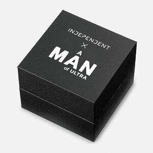 インディペンデントINDEPENDENTアマンオブウルトラAMANofULTRAコラボ限定モデル三面怪人ダダ腕時計メンズBZ1-510-10