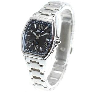 シチズンクロスシーCITIZENxCエコドライブソーラー電波時計腕時計レディースハッピーフライト北川景子EC1100-56E