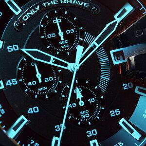 ディーゼルDIESEL腕時計メンズメガチーフMEGACHIEFクロノグラフDZ4318