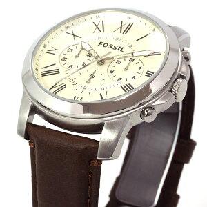FOSSILフォッシル腕時計メンズGRANTグラントクロノグラフFS4735