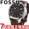 FOSSIL フォッシル 腕時計 メンズ GRANT グラント クロノグラフ FS4813