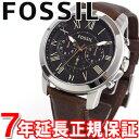 FOSSIL フォッシル 腕時計 メンズ GRANT グラント クロノグラフ FS4813...