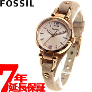 FOSSILフォッシル腕時計レディースGEORGIAジョージアES3262