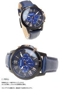 FOSSILフォッシル腕時計メンズGRANTグラントクロノグラフFS5061
