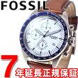 フォッシル FOSSIL 腕時計 メンズ スポーツ54 SPORT 54 クロノグラフ CH3029【2016 新作】
