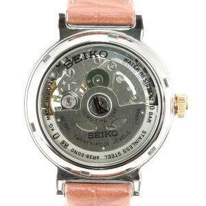 セイコールキアSEIKOLUKIA腕時計レディース自動巻きメカニカル綾瀬はるかイメージキャラクターSSVM008