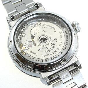 セイコールキアSEIKOLUKIA腕時計レディース自動巻きメカニカル綾瀬はるかイメージキャラクターSSVM009