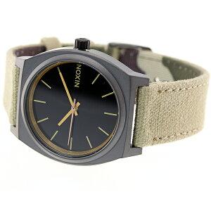 ニクソンNIXONタイムテラーTIMETELLER腕時計メンズカーキ/カモNA0451711-00