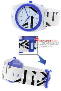 ニクソンNIXONタイムテラーPTIMETELLERP腕時計メンズ/レディースホワイト/コバルトNA1191801-00