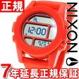 【10%OFFクーポン!3月27日9時59分まで!】ニクソン NIXON ユニット UNIT 腕時計 メンズ デジタル レッドペッパー NA197383-00