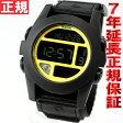 ニクソン NIXON バハ BAJA 腕時計 メンズ ブラック/イエロー 日本先行発売カラー デジタル NA489293-00【あす楽対応】【即納可】