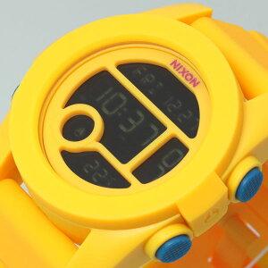 ニクソンNIXONユニット40UNIT40腕時計レディース/メンズブライトオレンジ日本先行発売カラーデジタルNA4901615-00