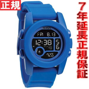 ニクソンNIXONユニット40UNIT40腕時計メンズ/レディースコバルトデジタルNA490369-00