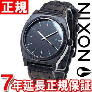 ニクソンNIXONタイムテラーTIMETELLER腕時計メンズオールブラックウーベンNA0451928-00