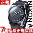 ニクソン NIXON タイムテラー TIME TELLER 腕時計 メンズ ブラック/リフレクティブウーベン NA0451941-00