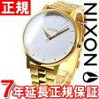 ニクソン NIXON ケンジントン KENSINGTON 腕時計 レディース ゴールド/ホワイト NA099508-00【あす楽対応】【即納可】