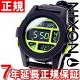 ニクソン NIXON ユニット UNIT 腕時計 メンズ ブラック/リフレクティブウーベン デジタル NA1971941-00【あす楽対応】【即納可】