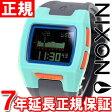 ニクソン NIXON ローダウンS LODOWN S 腕時計 レディース ライトブルー/チャコール/ピンク デジタル NA3641974-00