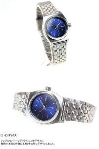 ニクソンNIXONスモールタイムテラーSMALLTIMETELLER腕時計レディースオールシルバー/コバルトNA3991933-00