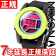 ニクソン NIXON ユニット40 UNIT 40 腕時計 メンズ/レディース シャルトリューズ/ブルー/ブラック デジタル NA4901953-00
