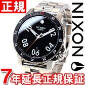 【10%OFFクーポン!3月27日9時59分まで!】ニクソン NIXON レンジャー RANGER 腕時計 メンズ ブラック NA506000-00