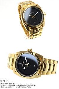 ニクソンNIXONキングピンKINGPIN腕時計メンズゴールド/ブラックNA507513-00