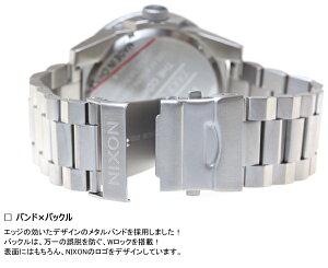 ニクソンNIXONコーポラルSSCORPORALSS腕時計メンズグレイ/ローズゴールドNA3462064-00