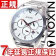 ニクソン NIXON ブレットクロノ BULLET CHRONO 腕時計 レディース ホワイト NA366100-00
