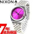 ニクソン NIXON スモールタイムテラー SMALL TIME TELLER 腕時計 レディース ピンクサンレイ NA3991972-00【あす楽対応】【即納可】