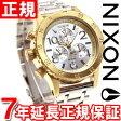 ニクソン NIXON 38-20クロノ 38-20 CHRONO 腕時計 レディース クロノグラフ ゴールド/シルバー/シルバー NA4042062-00【あす楽対応】【即納可】