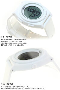 ニクソンNIXONタイムテラーデジTIMETELLERDIGI腕時計メンズ/レディースホワイトNA417100-00