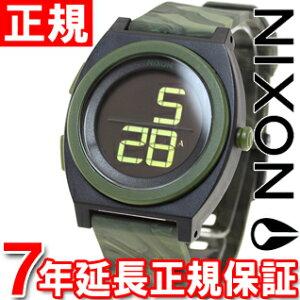 ニクソンNIXONタイムテラーデジTIMETELLERDIGI腕時計メンズ/レディースマーブルカモNA4171727-00