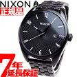 ニクソン NIXON ブレット BULLET 腕時計 レディース オールブラック NA418001-00【あす楽対応】【即納可】