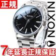 ニクソン NIXON セントリー38 SS SENTRY 38 SS 腕時計 メンズ/レディース ブラック NA450000-00【あす楽対応】【即納可】