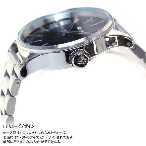 ニクソンNIXONセントリー38SSSENTRY38SS腕時計メンズ/レディースブラックNA450000-00