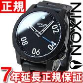 【1000円OFFクーポン!6月30日9時59分まで!】ニクソン NIXON レンジャー40 RANGER 40 腕時計 メンズ/レディース オールブラック NA468001-00