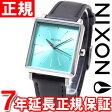 ニクソン NIXON K スクエアード K SQUARED 腕時計 レディース ペパーミント/ブラック NA4722095-00