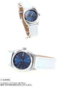 ニクソンNIXONスモールタイムテラーレザーSMALLTIMETELLERLEATHER腕時計レディースネイビー/ホワイトNA509321-00