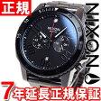 ニクソン NIXON レンジャークロノ RANGER CHRONO 腕時計 メンズ クロノグラフ ガンメタル/ブラック NA5491531-00【あす楽対応】【即納可】