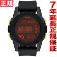 ニクソン NIXON ユニット UNIT 腕時計 メンズ オールブラック/レッド NA197760-00【2016 新作】