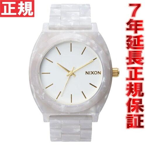 ニクソン NIXON タイムテラーアセテート TIME TELLER ACETATE 限定モデル 腕時計 レディース/メン...