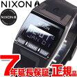ニクソン NIXON コンプS COMP S 腕時計 レディース ブラック デジタル NA336000-00【2016 新作】