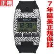 ニクソン NIXON コンプS COMP S 腕時計 レディース ブラック/ホワイトアメーバ デジタル NA3362135-00【2016 新作】
