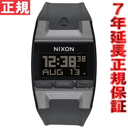 ニクソン NIXON コンプ COMP 腕時計 メンズ/レディース ブラック デジタル NA408000-00